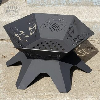 Customized Steel Fire Pit Keister Metal Market Merriam KS