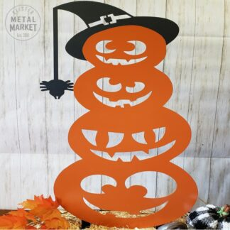 Halloween Metal Lawn Decor Keister Metal Market Merriam KS